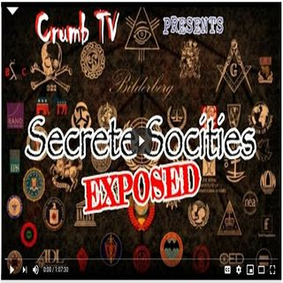 Secret Societies Exposed #MSTA #NOI #FreeMasons - Crumb TV Audio from #CrumbTV ( @CrumbTV1 ) ( #GetSNATCHED )