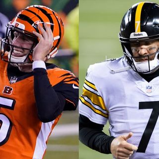 NFL Show: NFL Week 16 QB Power Rankings plus Bengals/Steelers recap and more