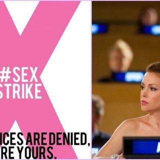 Do You feel Safer Now That Liberal Women Are On A #SexStrike?
