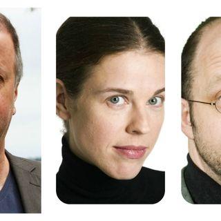 Per Naroskin, Jessika Gedin och Jonathan Lindström