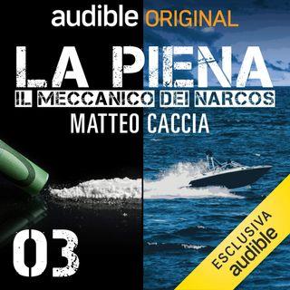 La piena. In mezzo al Mediterraneo - Matteo Caccia