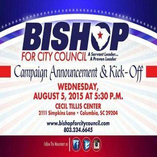 Aaron Bishop City Council Campaign Kickoff