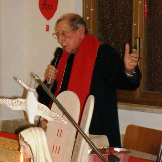 E' la fede che salva e la religione la favorisce - Padre Matteo La Grua