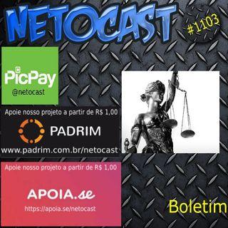 NETOCAST 1103 DE 08/01/2019 - BOLETIM DE DIREITO