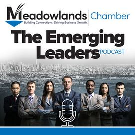 Jennifer Holdsworth - A Passion For Goverment + Politics - Meadowlands Chamber Podcast Episode 8