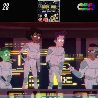 28. Star Trek: Lower Decks 2x10 - First First Contact