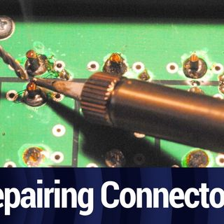 Repairing Anderson Connectors | TWiT Bits