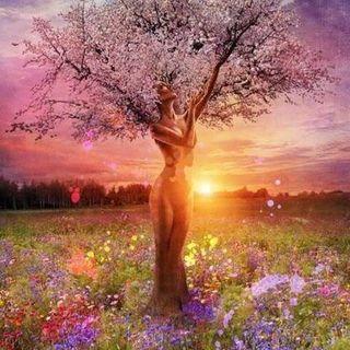 Buongiorno in connessione alla Madre Terra!