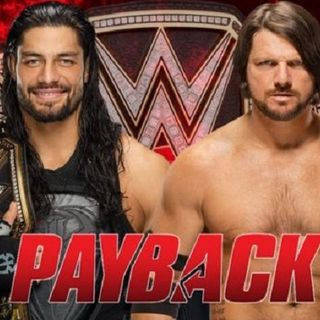 WWE Payback 2016 - The Reset