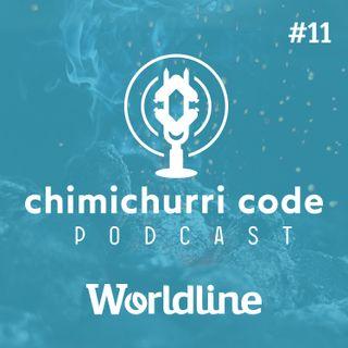1x11 | Charlando con los Androides de Worldline