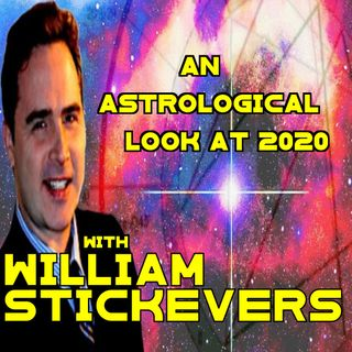 An Astrological view of 2020 with William Stickevers