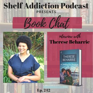242: Interview with Author Therese Beharrie | Book Chat
