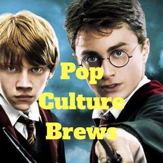 Harry Potter (w/Tyler Maybee)/ Honeyduke's Honey Ale & Dumbledore Lemondrop