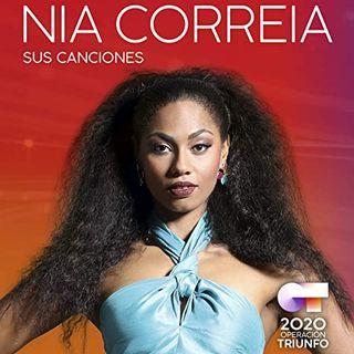 "Nia Correia ""Cuidate"" conoce su carrera musical"