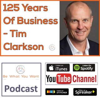 125 Years of Family Business - Tim Clarkson