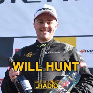 Talking to...Will Hunt