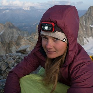 Hazel Findlay – elite rock climber and coach
