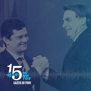 Agora vai... Os sinais trocados entre Bolsonaro e Moro