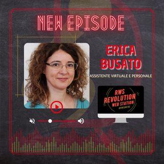 INTERVISTA ERICA BUSATO - ASSISTENTE VIRTUALE & ASSISTENTE PERSONALE