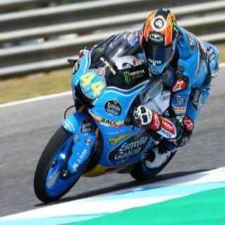 Moto 3 - Ramirez in trionfo