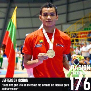 Jefferson Ochoa - Cada vez que leía un mensaje me llenaba de fuerzas para salir a vencer