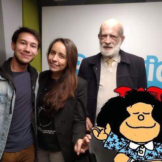 De Mafalda y otros superhéroes