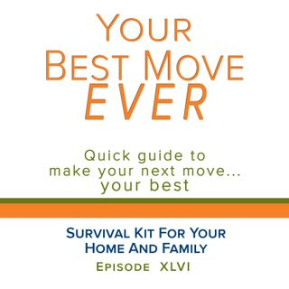 Ep 46 - Survival Kit For Your Home And Family
