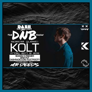 the DNB show Episode 43 (guest mix Kolt)