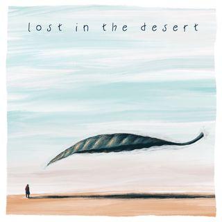 """Intervista con Rodrigo D'Erasmo """"Lost in the desert"""""""