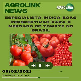 Agrolink News - Destaques do dia 09 de fevereiro
