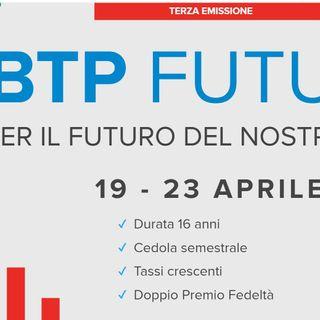 2021-13  Terza Emissione dei BTP futura