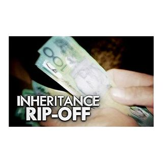 Inheritance Hijacking -  Families Stealing Generational Wealth: 619-768-2945