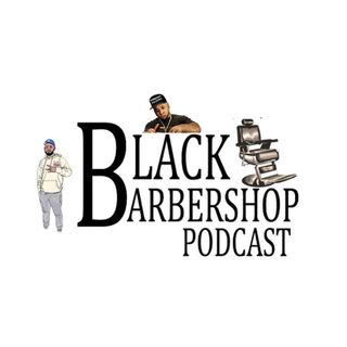 the black barbershop
