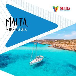 Malta: in barca a vela