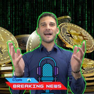 Bitcoin ottime notizie, El Salvador, Amazon, Allianz | TG Crypto Podcast