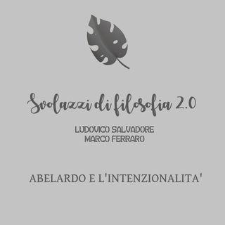 Abelardo e l'intenzionalità
