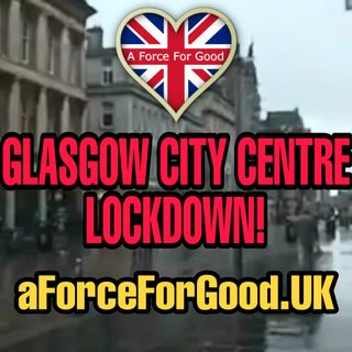 Report of Lockdown Scotland Glasgow Level 4