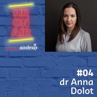 """#4 - dr Anna Dolot - Generacja """"Z"""" na rynku pracy"""