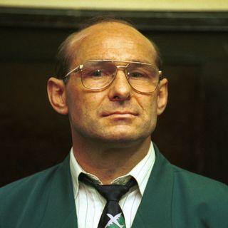 """Mafijne historie #05 - Egzekucja """"Pershinga"""" (dyskusja z Piotrem Szatkowskim)"""