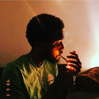 Episode 1 - Interview With A Stoner Ft Marv Burgundy