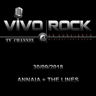 20180930_ANNAIA + THE LINES