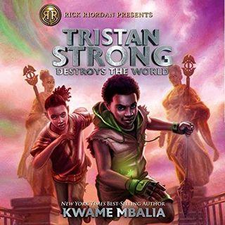 Author Kwame Mbalia talks #TristanStrong, #writing & #lifelessons on #ConversationsLIVE ~ @KSEKOUM