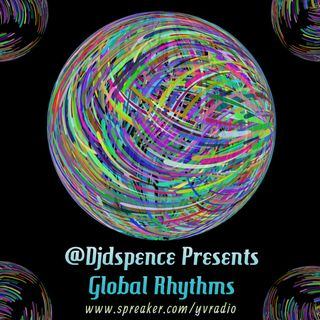 DJ Dspence: Global Rhythms - Ep. 17 Zimbia