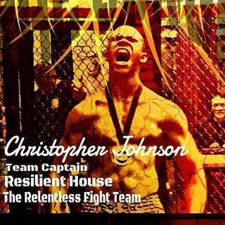 Fightlete Interview Chris Jungle Johnson