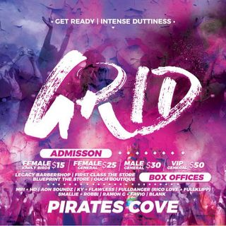 G.R.I.D PROMO - AON Soundz