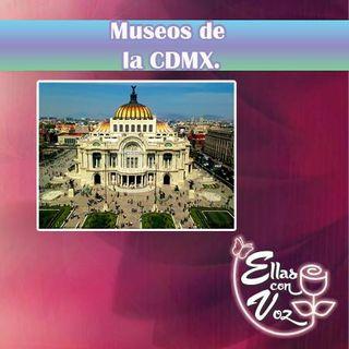 Museos de la CDMX