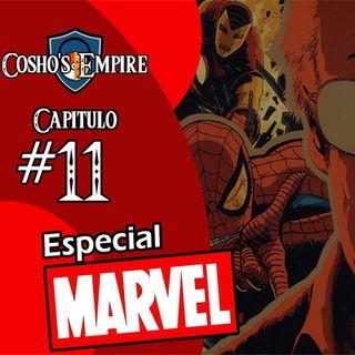 Cosho's Empire #11: Especial Marvel Universe (En Memoria de Stan Lee)