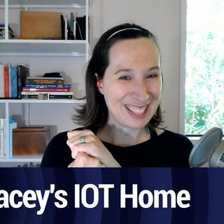 Tech Break: TWiG Clip: What's in Stacey's Home?