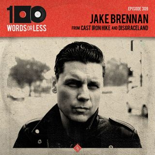 Jake Brennan from Cast Iron Hike/Disgraceland Podcast