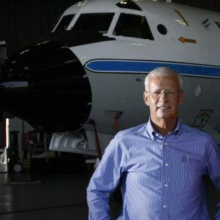 Jack Parish, NOAA Hurricane Hunter